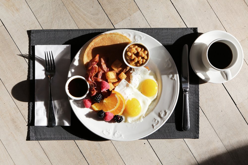 image of breakfast